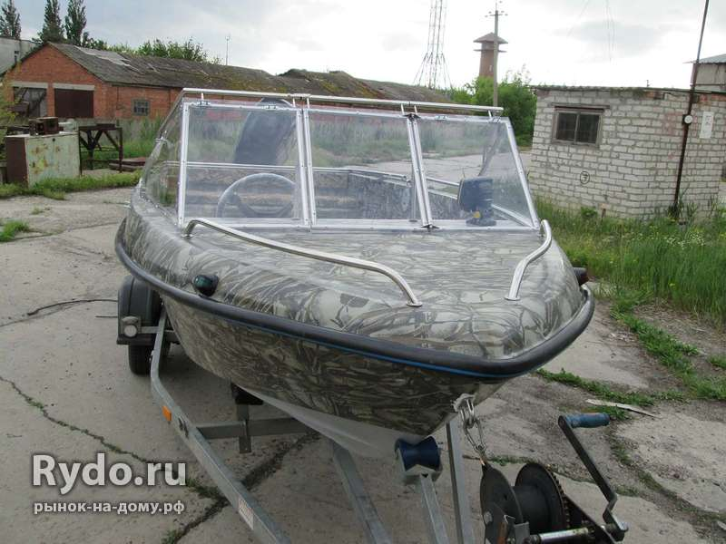 Лодка Касатка 520 от AkuaBoat (АкваБот)