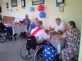 Интернат для пожилых омск
