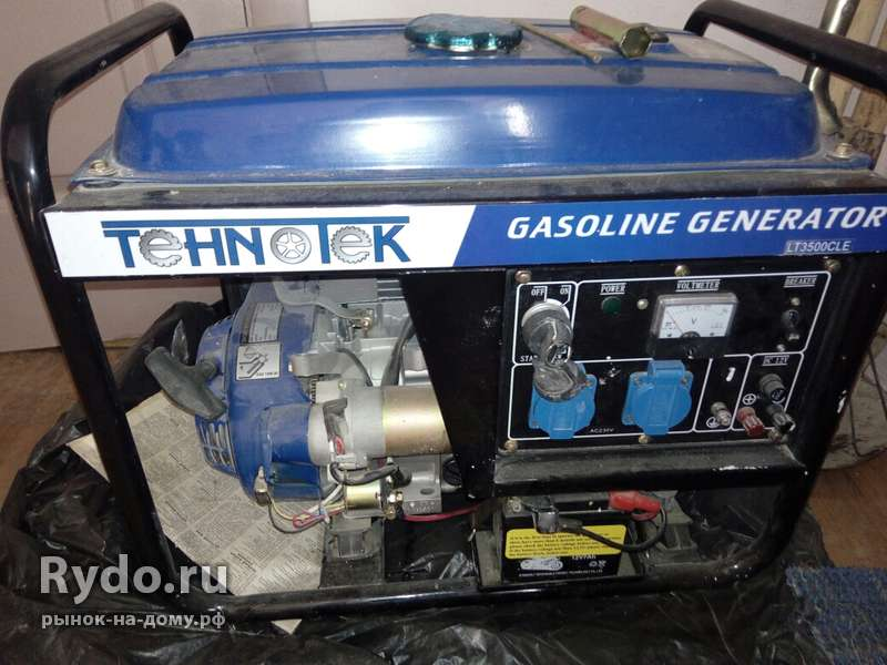 Генератор бензиновый patriot max power srge 3800e