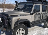 Диски Land Rover defender