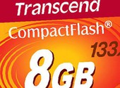 Карта памяти Transcend Compact Flash 8 Gb