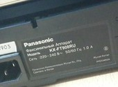 Телефон-факс Panasonic KX-FT908 RUS