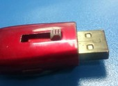 "USB flash "" iron MAN"" 8 GB"