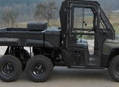 Кабина для Polaris Ranger 800XP/6x6