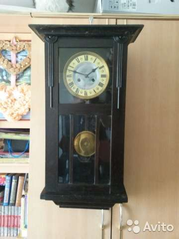 Настенные старинные часы продам немецкие краснодаре стоимость мерседес нормо в на часа