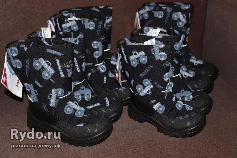 c181b96d Финские валенки куома — Цена 3 150 рублей — Обувь для мальчиков в ...