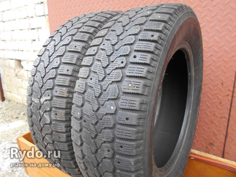 Шины б/у зима Yokohama Ice Guard F700Z 195/65 R-15, 2 шт.