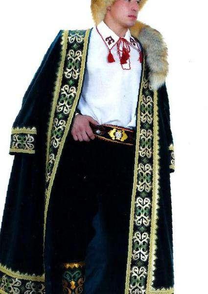 картинки одежда башкирская