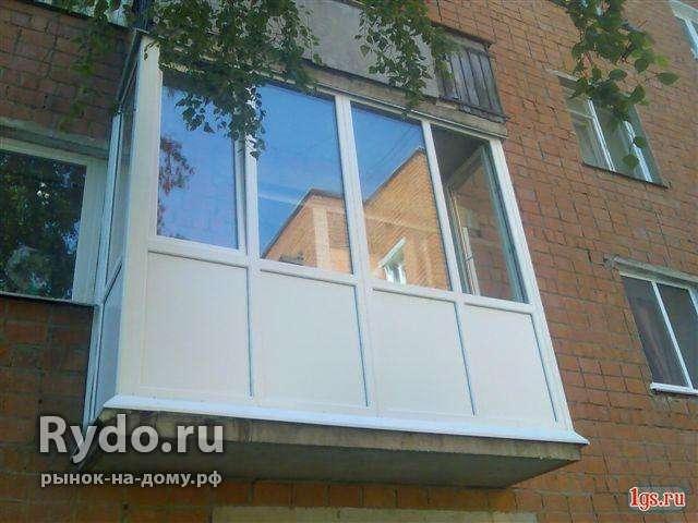 Остекление балконов и лоджий в сочи - сочи - ремонт и отделк.