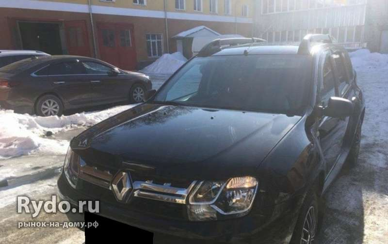 Renault Duster 2017г.  2.0л. 4WD механика 17000км