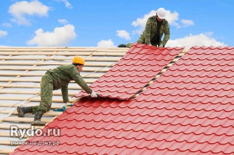 Ремонт крыши частного дома стоимость работ