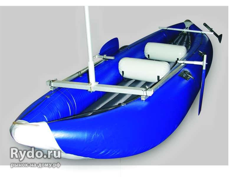 лодка с парусом цена
