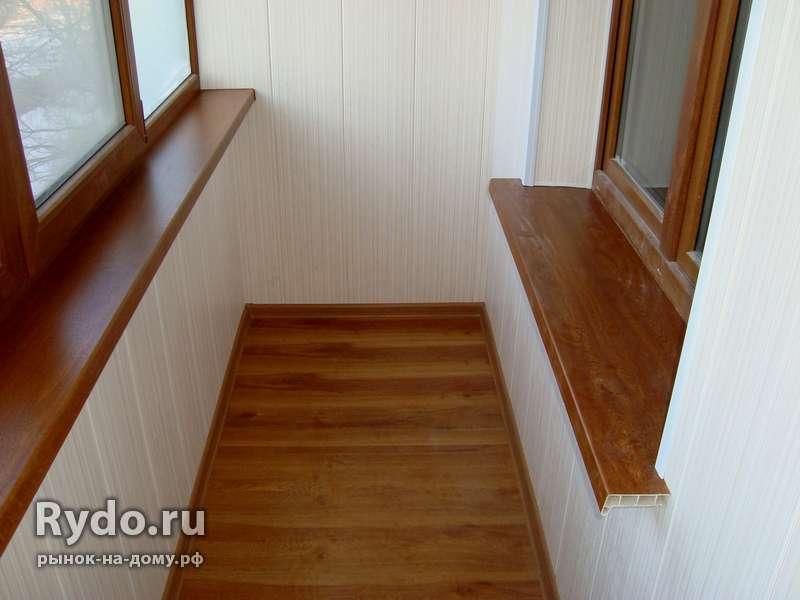 Фото к объявлению: балконы под ключ! гарантия 10 лет - ukrbo.
