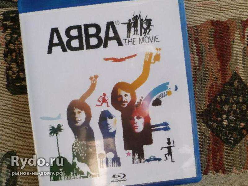Blu-Ray -abba -the Movie