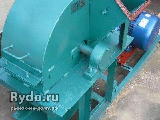 Оборудование для производства щепы для копчения