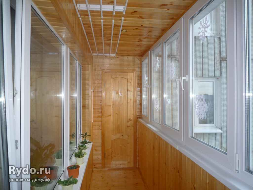Отделка ,утепление балконов лоджий, замена дверей - бесплатн.
