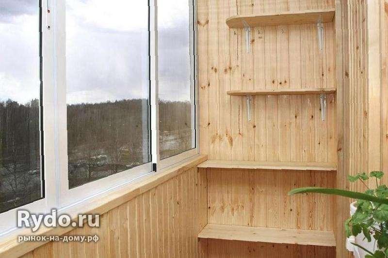 Воронеж: отделка лоджий, балконов цена 500 р., объявления дв.