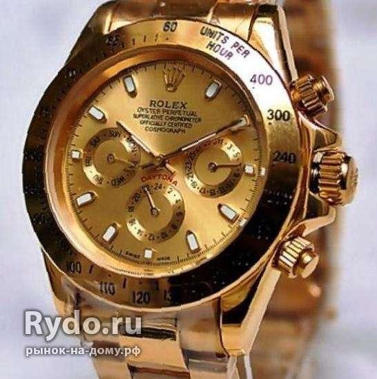 Мужские наручные часы Rolex Оригиналы Выгодные цены