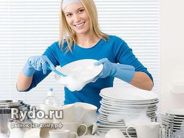 искать работу в рестронане посудомойшица
