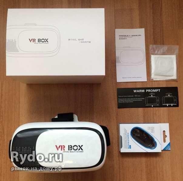 Очки виртуальной реальности VR BOX 2.0 — Цена 1 800 рублей ... a1f126d64a394