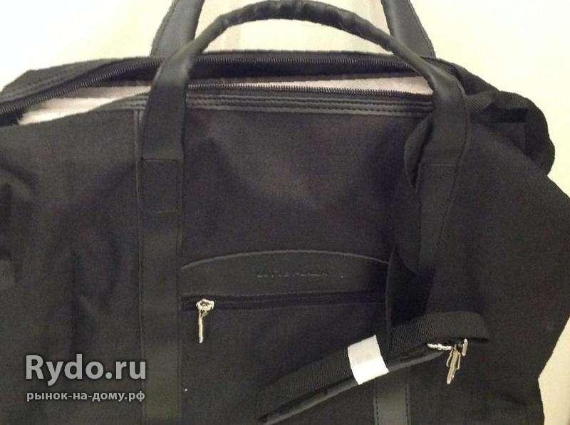 Новая небольшая дорожная сумка — Цена 660 рублей — Аксессуары под ... 49c6eb56b52