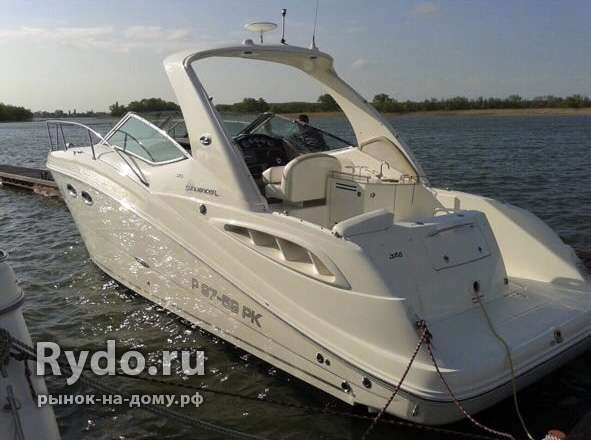 Катер SEA RAY sundanser 325, 2008 год