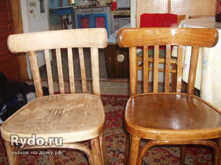 Деревянный стул  мастер класс