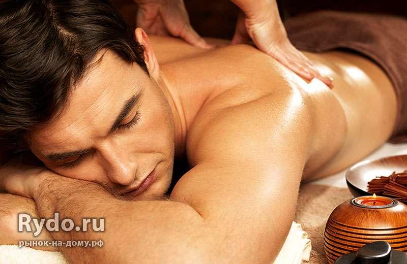 Сексуальный тайский массаж мужчине41