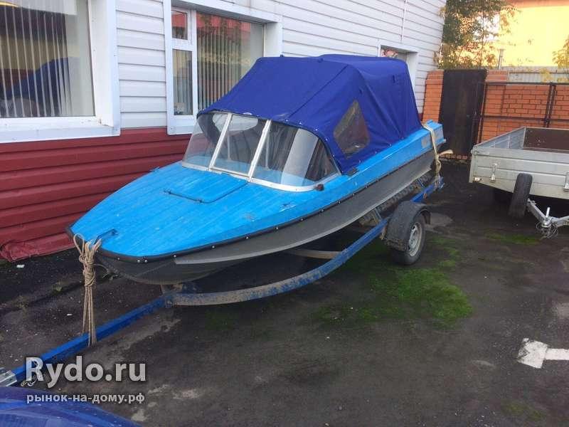 продам лодку пермь на авито