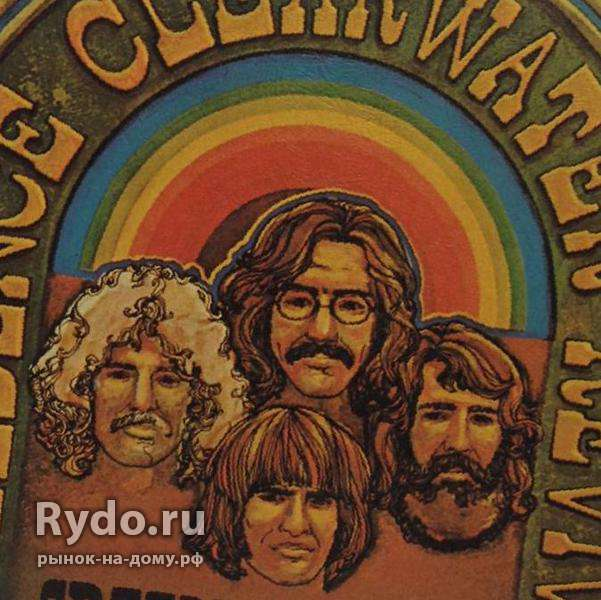 Creedence Clearwater Revival gold