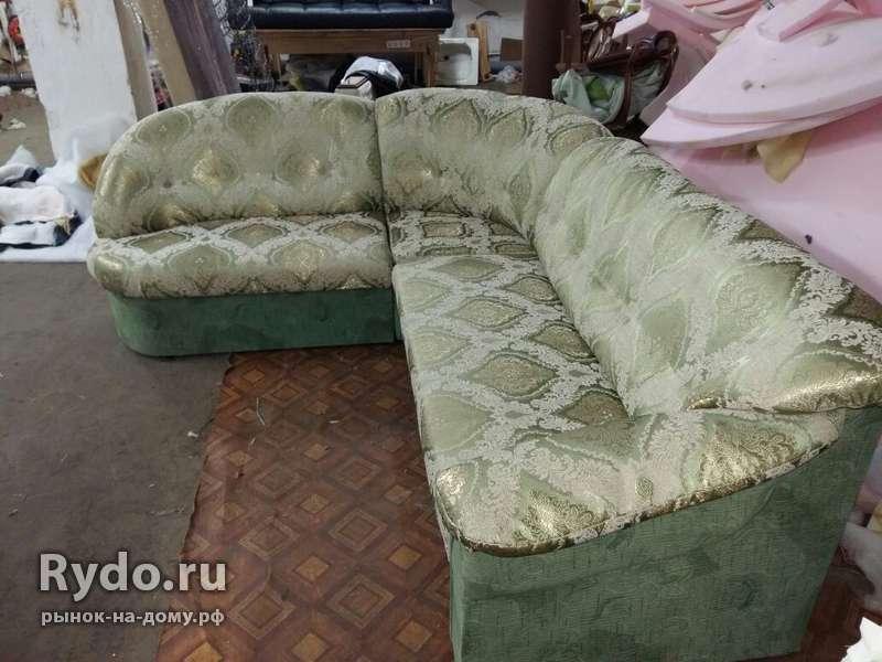 реставрацияремонтперетяжка и изготовление мягкой мебели на заказ в