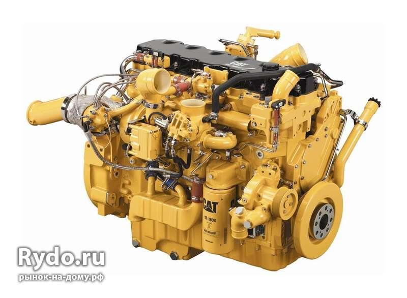 Запчасти на двигателя CAT C12, C13, C15 — Разная спецтехника