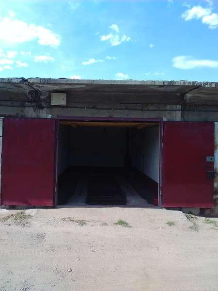 Переделка навеса под гараж