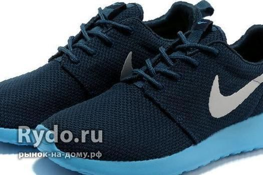 9cf98446 Nike Roshe Run — Цена 1 630 рублей — Мужская обувь в Хлевное