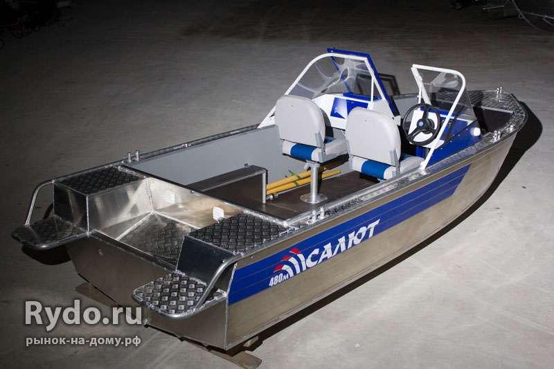 купить алюминиевую лодку в череповце