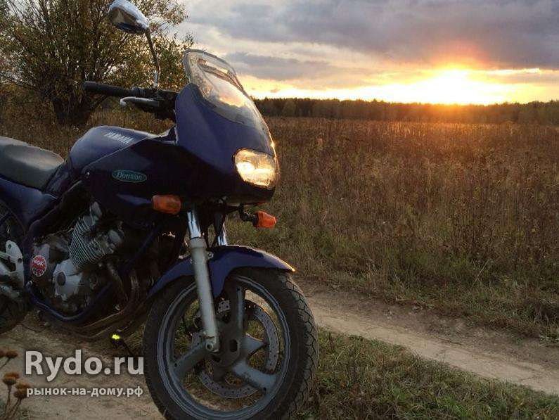 Продам Yamaha xj600s diversion, бу
