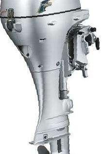 купить лодочный мотор honda bf20dk2