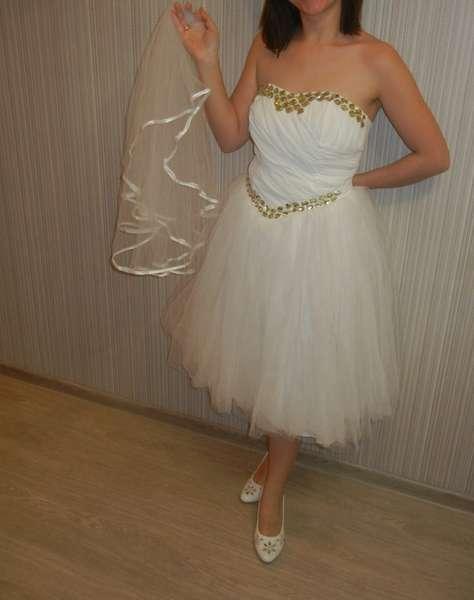 2567cbc7ef5 Продам свадебное платье — Цена 1 000 рублей — Свадебные платья в ...