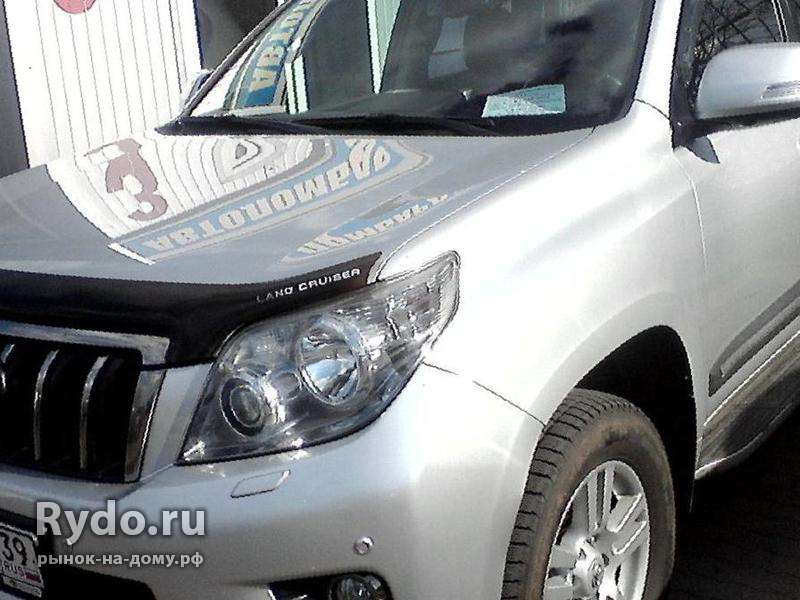 Toyota Land Cruiser Prado, 2011, с пробегом 144900 км.