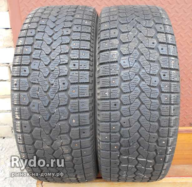 Шины б/у зима Yokohama Ice Guard F700Z 205/55 R-16, 2 шт.
