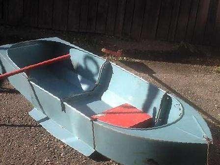лодка из алюминия малютка 2