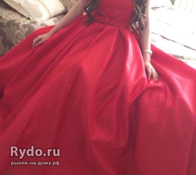Платье на вечер на прокат