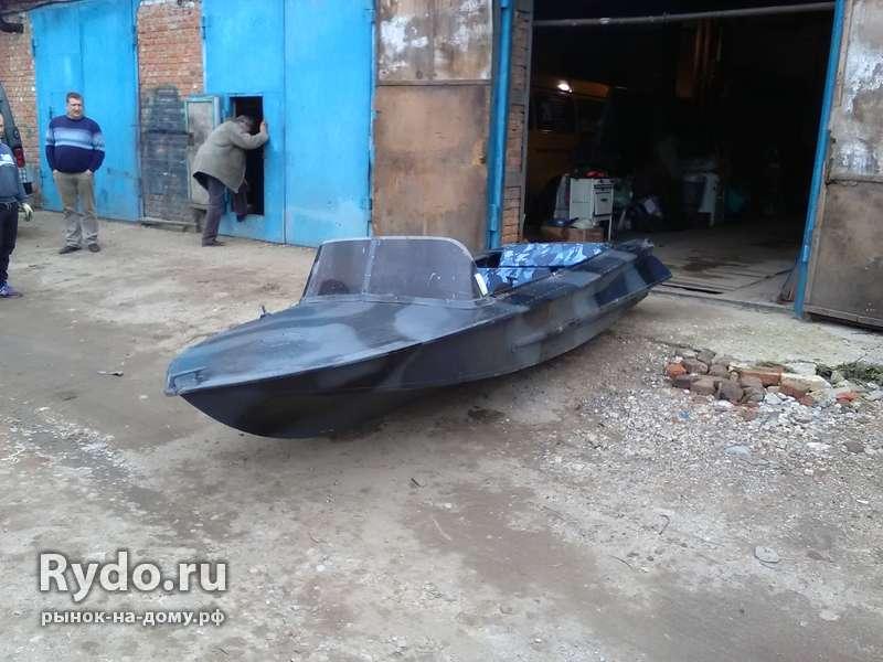 лодки крым обь казанка