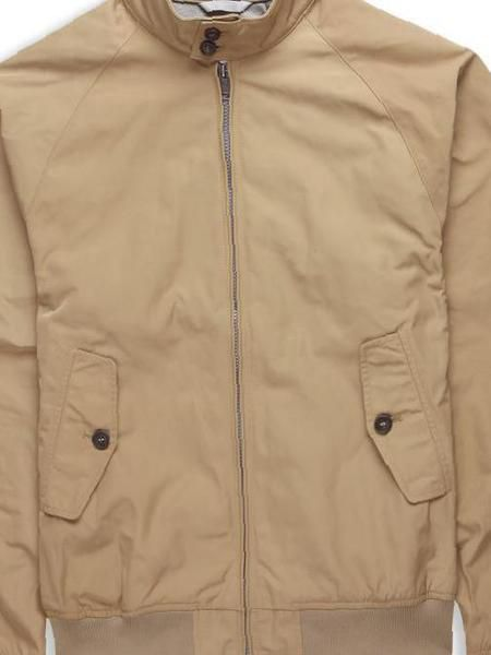 Куртка Ben Sherman Memory Nylon Harrington