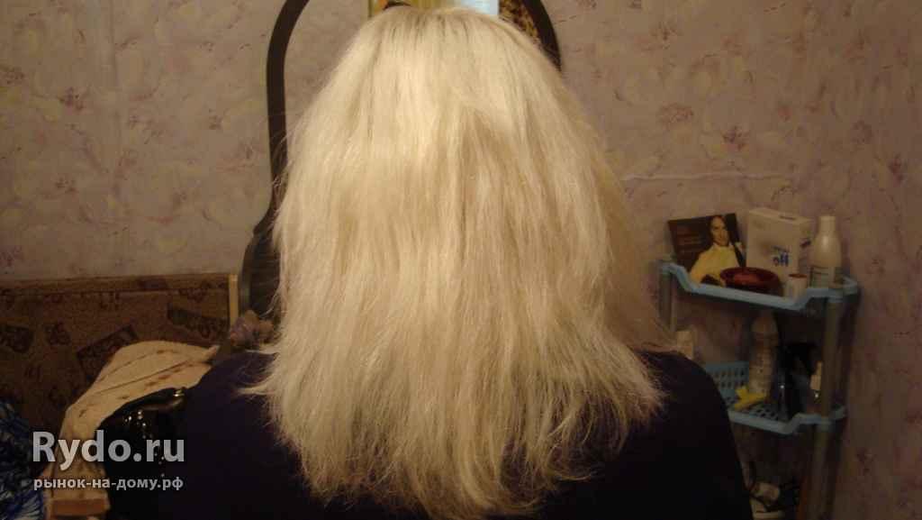 Ламинирование волос с эффектом ботокса
