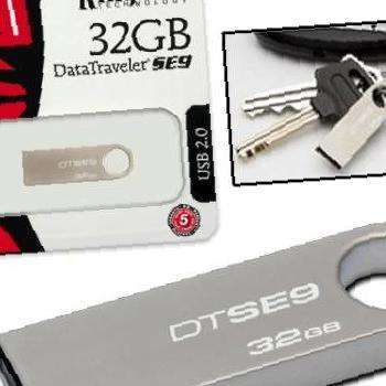 USB Флешка 32Gb Kingston DataTraveler SE9