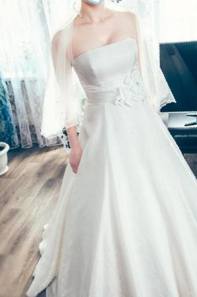 Свадебное платье надым