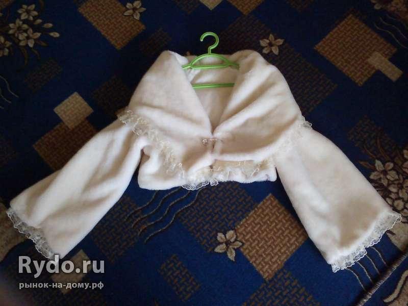 1bc70027719 Продам шубку свадебную — Цена 1 500 рублей — Свадебные платья в Бийске