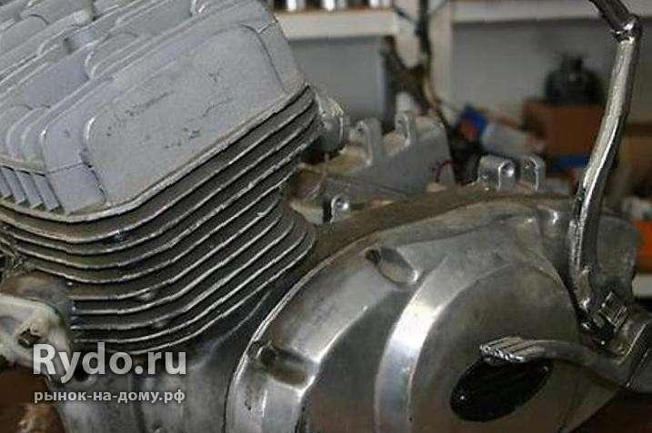 Новый двигатель для иж юпитер