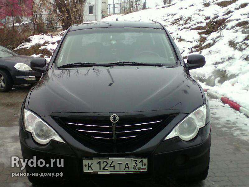 SsangYong Actyon Sports, 2008, б/у
